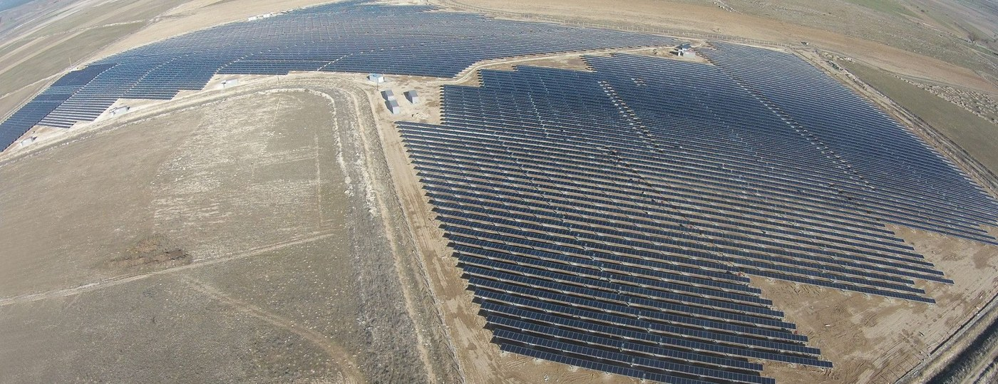 Utility & large scale PV Power Plant – Turkey, 2018