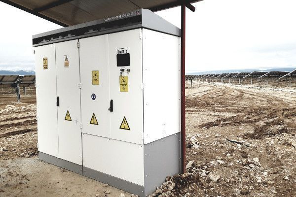 Erikoglu, has installed 10MW utility-scale PV power plant in Acipayam, Denizli