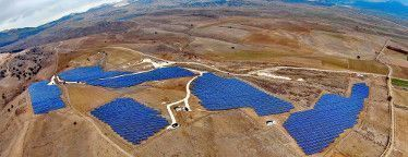 Utility Scale PV Power Plants - Konya/ Burdur, Turkey