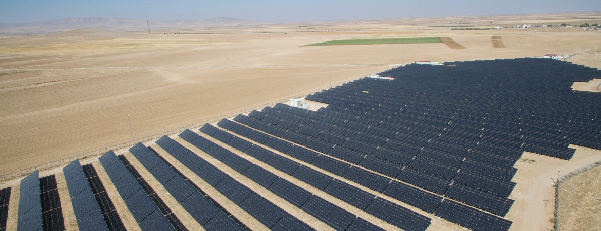 PV Power Plant -  Konya, Turkey - SMA referans