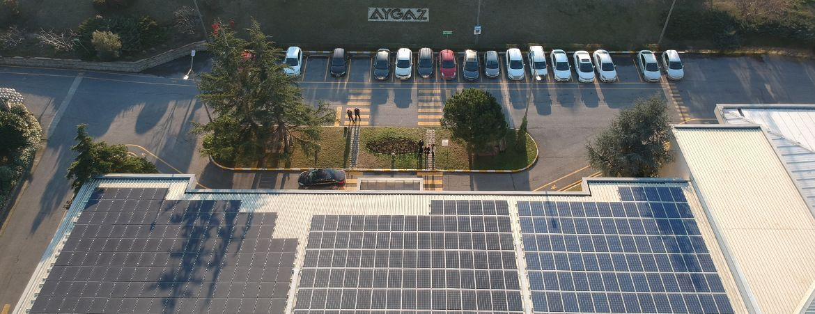 PV Power Plant - Kocaeli, Turkey - SMA referans